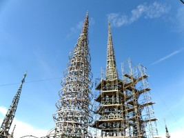 Watts Towers od Laurie Avocado