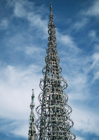 Watts Towers od Levi Clancy