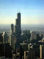 Willis Tower by Harshil Shah