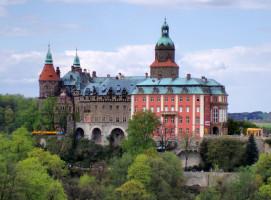 Zamek Książ od fot. Drozdp