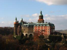 Zamek Książ od fot. Spoko ws