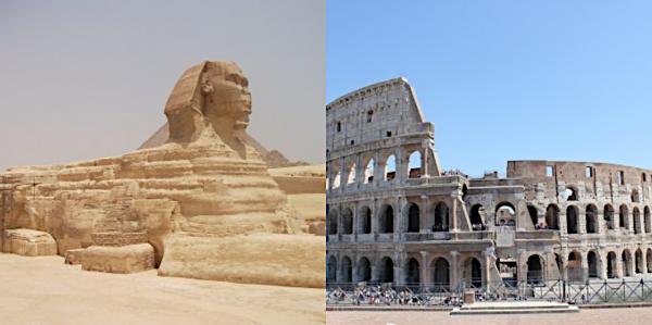 Co wiesz o słynnych budowlach?